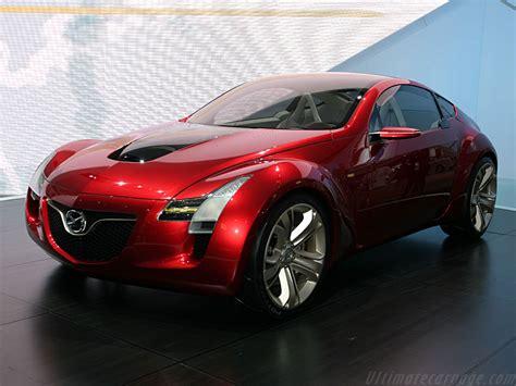 Mazda Kabura Concept High Resolution Image 1 Of 12