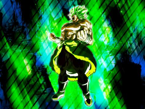 unstoppable broly  wallpaper hd anime  wallpapers