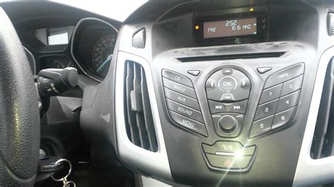 generation ford focus auxiliary jack location skip