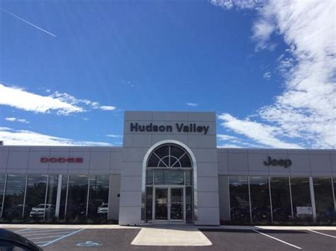 Hudson Jeep Chrysler by Hudson Valley Chrysler Dodge Jeep Ram Car Dealership In