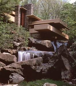 Frank Lloyd Wright Gebäude : organic architecture falling water by frank lloyd wright simply amazing multipath icons ~ Buech-reservation.com Haus und Dekorationen
