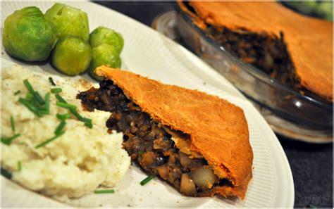 repas sans cuisiner une recette de tourtière aux lentilles chignons et