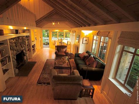 Interieur De Chalet En Bois Fond D 233 Cran Maison Style Chalet Int 233 Rieur Bois