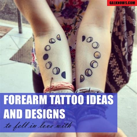 purposeful forearm tattoo ideas  designs  fell
