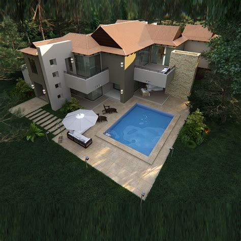 modern house plans south african architectural designs archid