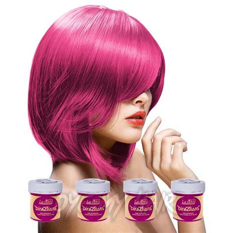 Directions Pink Carnation Semi Permanent Hair Dye La