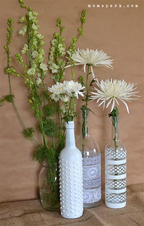 Wine Vase by 26 Creatively Clever Wine Bottle Diys