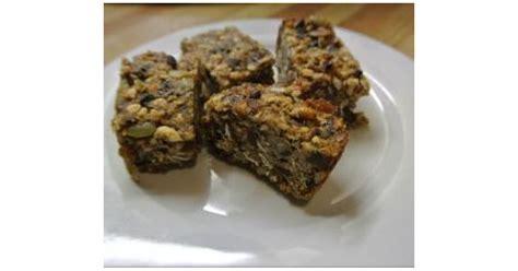 wheat dairy muesli nut cacao bars raw