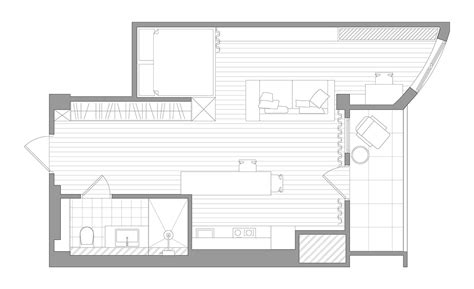 2 Super Tiny Home Designs Under 30 Square Meters (Includes Floor Plans) : 50 Square Meter House Floor Plan