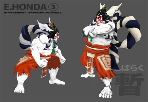 honda street fighter