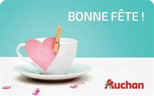 Carte De Fidélité Auchan Fr : carte cadeau auchan bonne f te ~ Dailycaller-alerts.com Idées de Décoration
