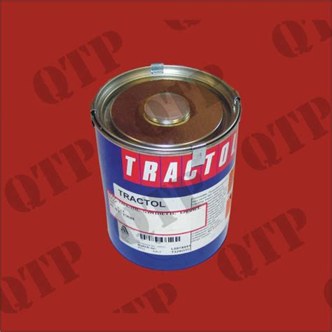paint  ltr international red tractol quality tractor