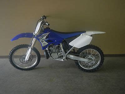yz 250 2 stroke motorcycles for sale
