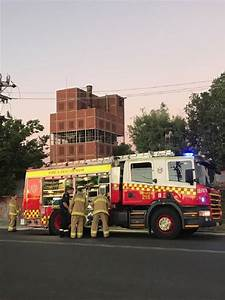 Fire in outbuilding roof at Bathurst Gas Works | Photos ...