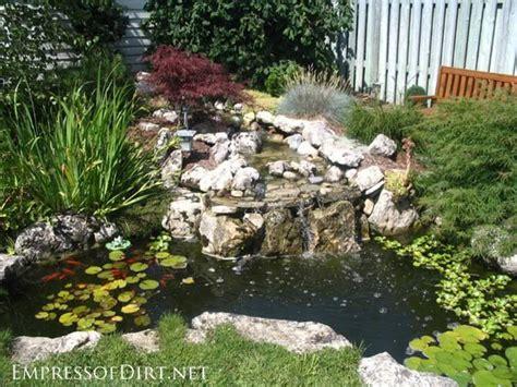 17+ Beautiful Backyard Pond Ideas For All Budgets