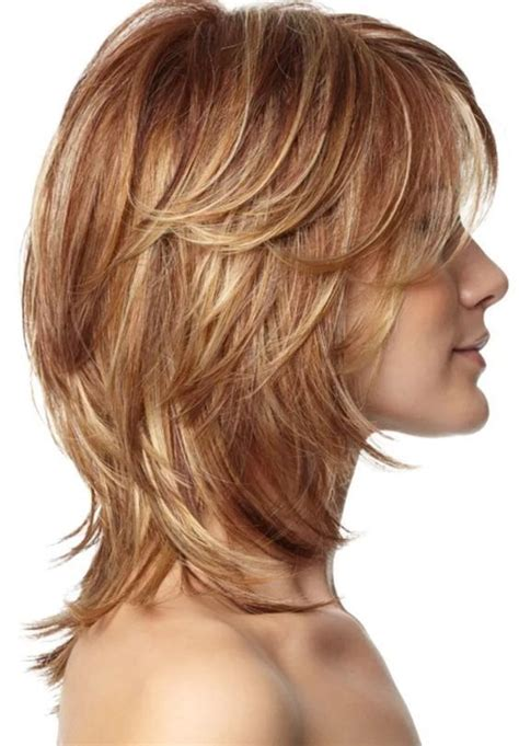 image result for shag hairstyles for fine hair for older