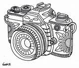 Coloring Camera Dia Los Wenchkin Yuccaflatsnm sketch template