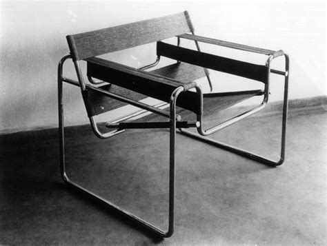 knoll international wassily chair by marcel breuer 1925