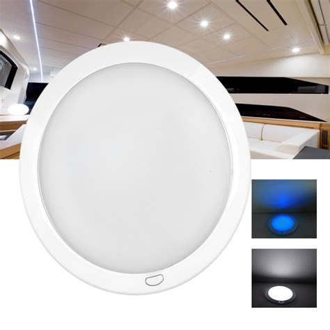Ambiente Leuchten Led by 8 5 Quot Dimmable Led Cabin Dome Light Blue Mood Ambiance