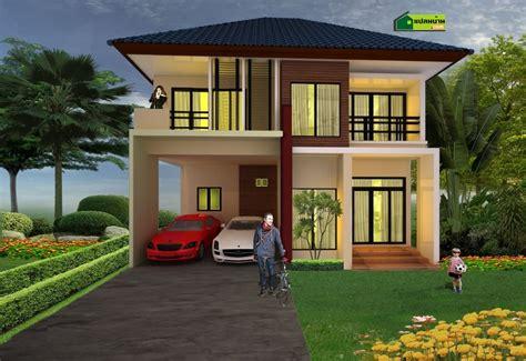 บ้านโมเดิร์นทรอปิคอล | แปลนบ้าน.com แปลนบ้านชั้นเดียว แปลนบ้านสองชั้น เขียนแบบแปลน ออกแบบบ้าน ...