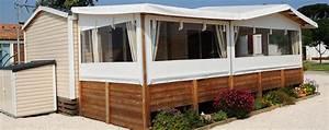 Bache Transparente Pour Terrasse : b ches mobil home azur b ches ~ Dailycaller-alerts.com Idées de Décoration