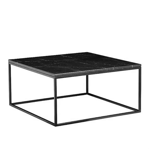 onix square marble coffee table vancouver modern