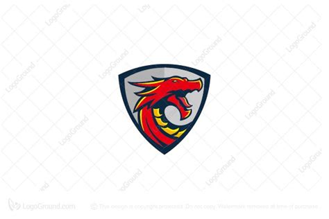 Original Dragon Logos
