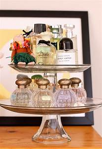 perfume display ideas to show your collection in a