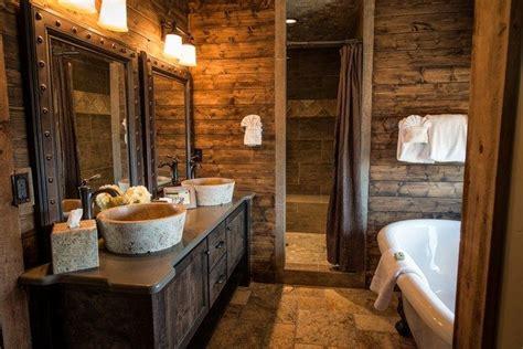 Rustic Bathrooms : Rustic Bathroom Inspiration