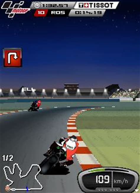 moto gp  java game  mobile moto gp