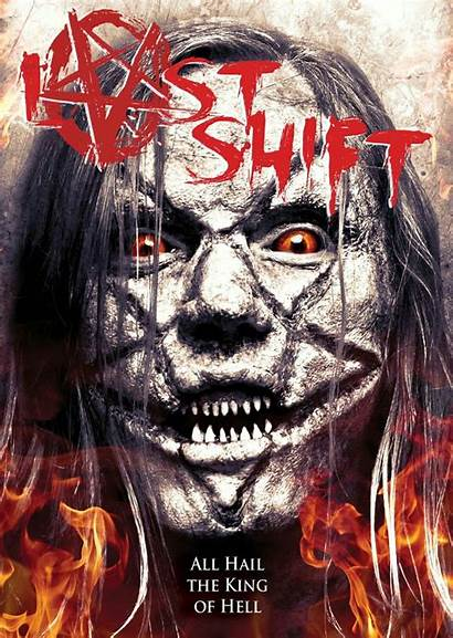 Shift Last Dvd Horror Posters Movies