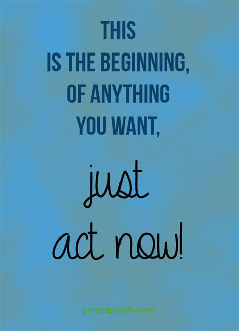 life quote    beginning