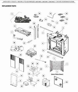 A Plus  Inc Lennox Lsm40 Montebello Replacement Parts And