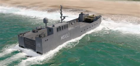 Boat Landing Design by Vigor Lands Contract To Build Army Landing Craft Workboat