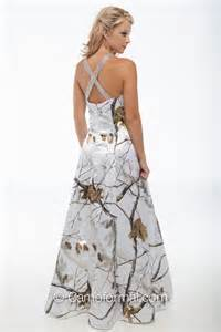 snow camo wedding dresses 7009 quot susan quot camo rhinestone x straps camouflage prom wedding homecoming formals