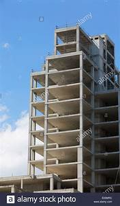 View from Stoke Quay, Ipswich of skeleton of unfinished ...
