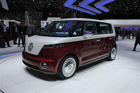 Electric Volkswagen Bus Teased Again
