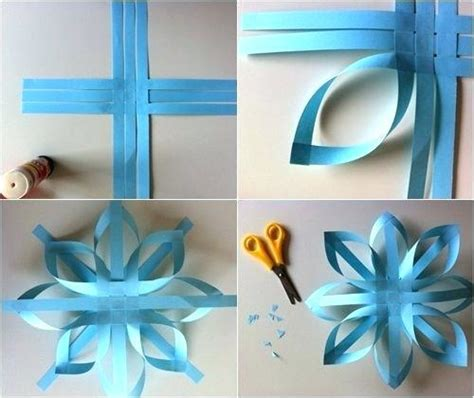 paper christmas decorations easy to make paper christmas