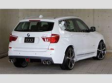 M'z SPEED BodyKit BMW X3 BMW X3X3 xDrive20i(DBAWX20