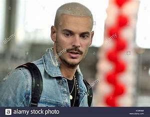 Nice, France. 5th Nov, 2017. French singer Matt Pokora arrives at Stock Photo: 164940516 - Alamy