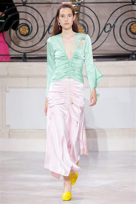 Pastel Fashion Trend at London Fashion Week | InStyle.com