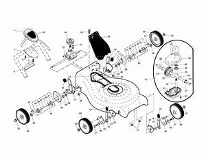 Drive Control  Gear Case  Wheels Diagram  U0026 Parts List For