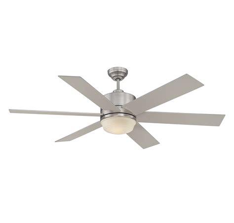 silver ceiling fan with light silver ceiling fan with light modern ideas modern