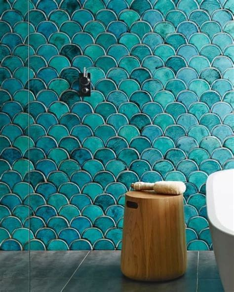 fish scale tiles   find  favorites