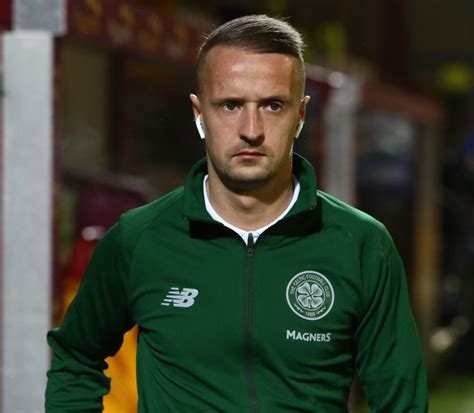 Leigh griffiths is the brother of mark griffiths (unknown). Inclusion of Leigh Griffiths in Celtic Europa League squad is a positive sign