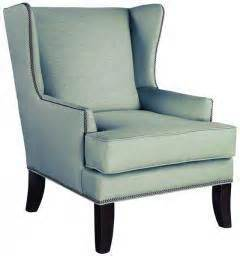 noho chelsea nailhead chair accent chairs living room