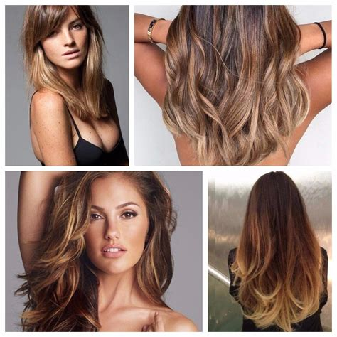 Espresso Hair Color With Caramel Highlights by Brown Hair With Balayage Caramel Highlights Hair World
