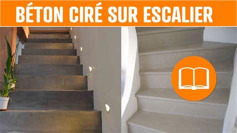 b 233 ton cir 233 sol mur escalier terrasse application outils lisseuse couteau