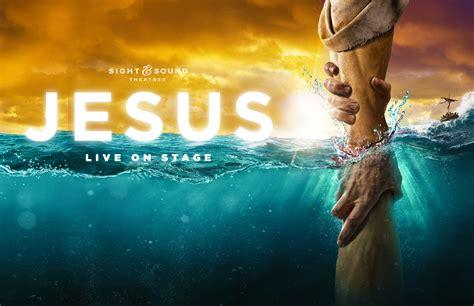 Jesus at Sight & Sound Theatres