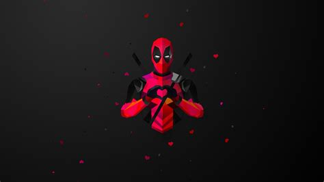 Blue Space Background Hd Wallpaper Deadpool Artwork Hd Creative Graphics 8110